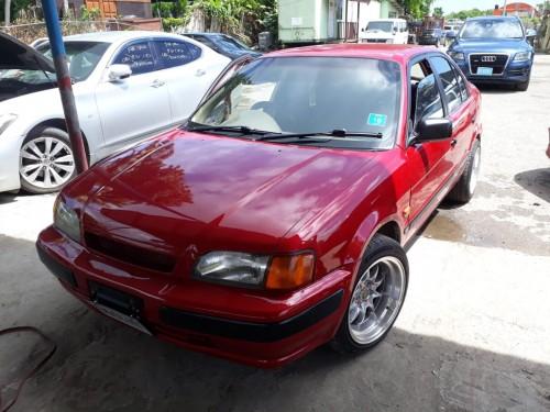 Toyota Tercel 1998