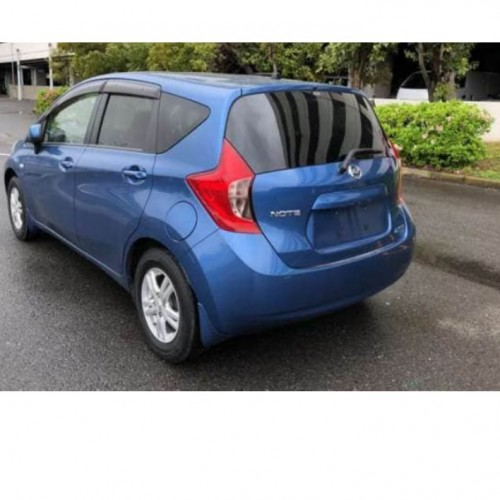 Year 2014 Nissan Note.
