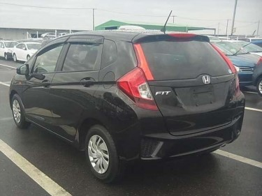 2014 Honda Fit Newly Imported Excellent Condition