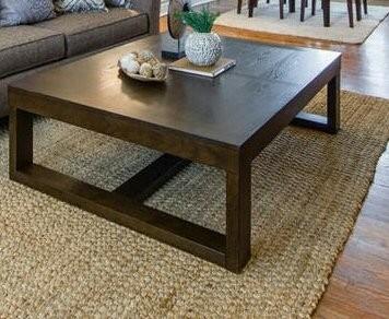 Custom Build Your Own Beautiful Coffee Table