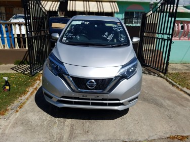 2017 Nissan Note Dig-s