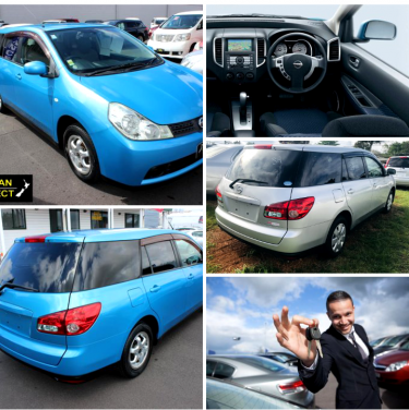 Buy Cars Cheap In Jamaica Nissan Wingroad. Under $