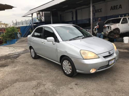 2002 Suzuki Liana