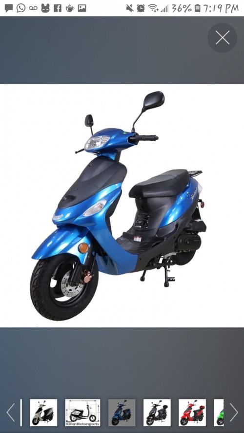 Bearers With Own Motorbike
