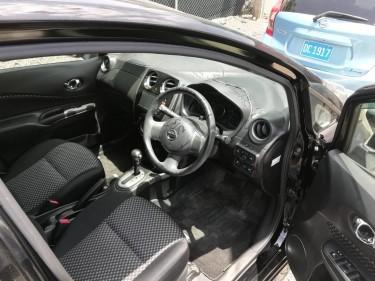 Nissan Note Rider