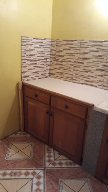 1 Bedroom Apt (living/bath/veranda/washroom)
