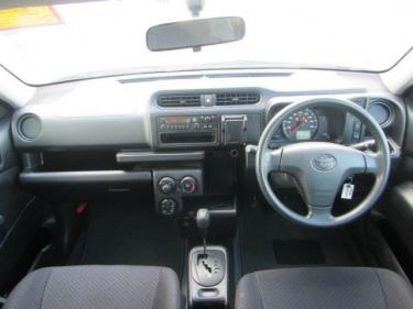 2015 Toyota Probox (Blue)