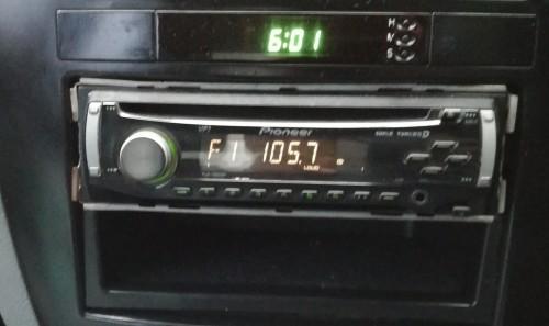 Used Pioneer Radio