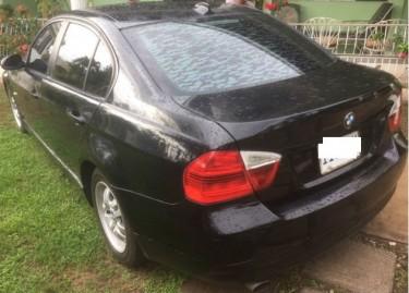 2008 BMW 318i