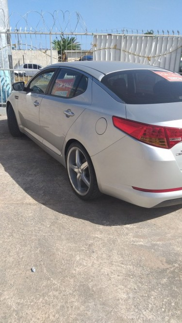 Kia Optima 2013 Must Sell