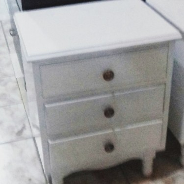 Beautiful Slightly Used Night Table For Sale