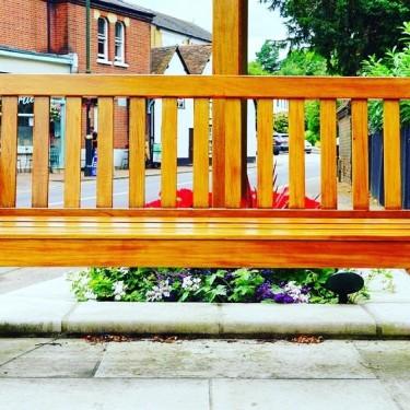 Custom Build Your Own Beautiful  Garden Bench