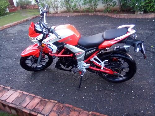Senke Bike 200cc