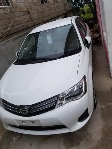 2014 Toyota Axio (2WD)