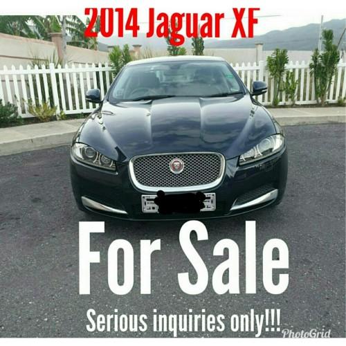 2014 Jagur XF