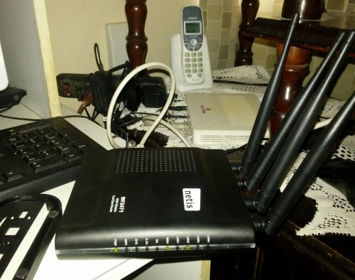 Wireless Router With VPN Pass Through