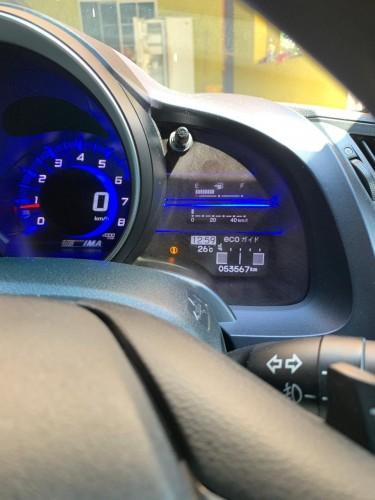 2011 Honda CR-Z (Hybrid)