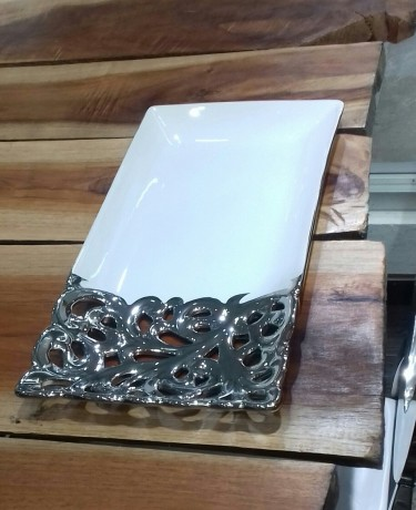 Beautiful Decorative Platters For Sale