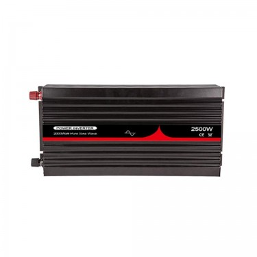 2500W Pure Sine Wave Solar Inverter 24V DC To 120V