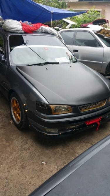1996 Toyota Corolla 110