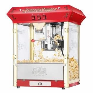 Commercial Popcorn Machine Includes 200 Servings