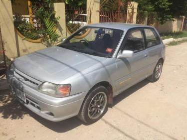 1995 Toyota Starlet