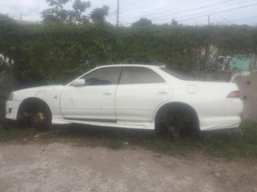 1995 Toyota Mark II, Fully Kit