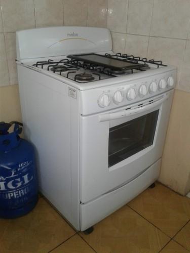 Gas Stove (Mabe) 6 Burner