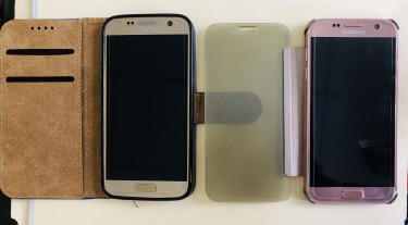 Samsung Galaxy S7 - Gold / Pink Gold (USED)