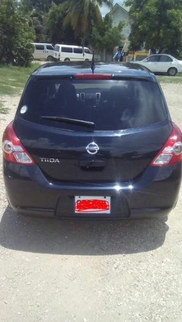 2012 Nissan Tiida Hatchback