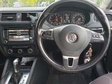2013 VW Jetta Turbo Supercharged
