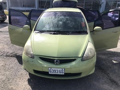 2004 Honda Fit
