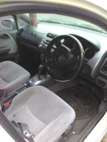 2008 Honda Aria