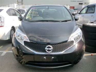 2016 Nissan Note (newly Imported)