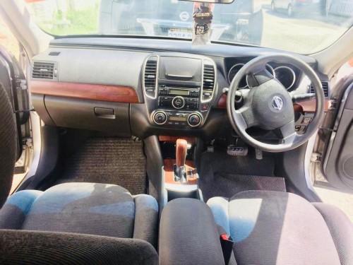 2010 Nissan Bluebird