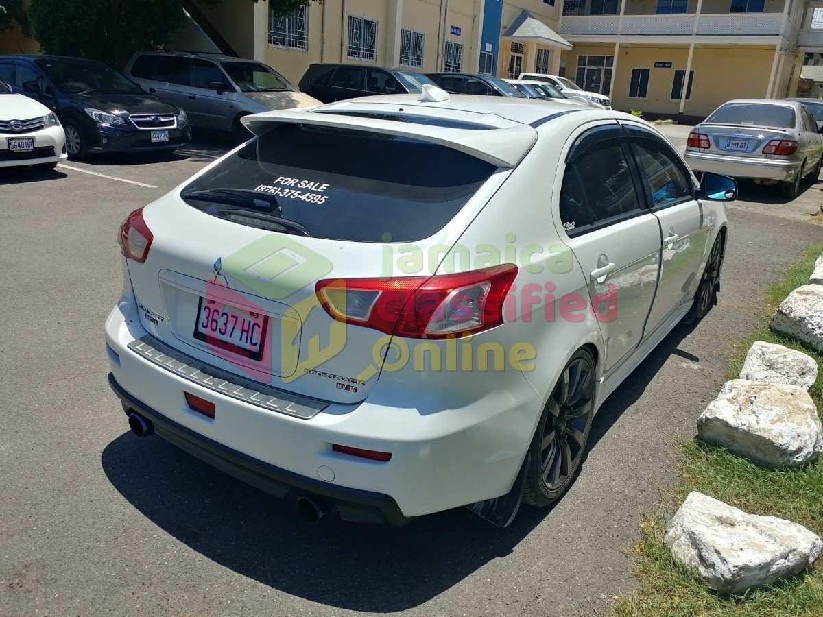 2009 Mitsubishi Galant Fortis Ralliart Turbo for sale in