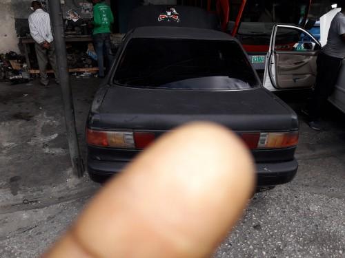 Nissan B13