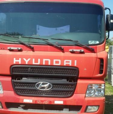 2011 Hyundai HD170 (No Engine)