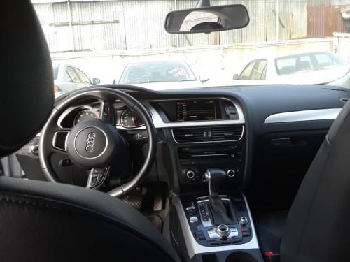 2016 Audi A4 S-Line Turbo