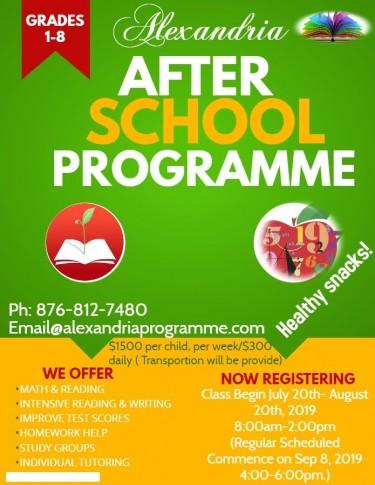 Alexandria After School Programme