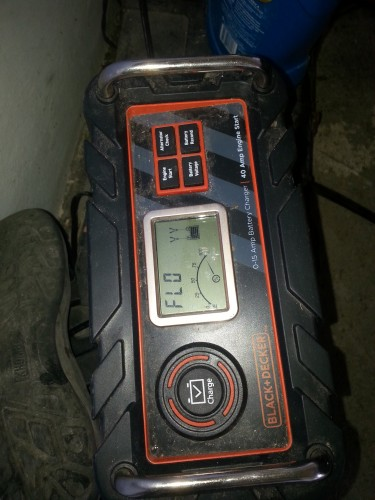 A Battery Charger 15 Amp
