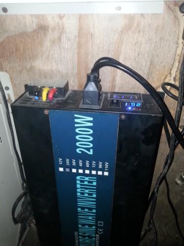 Inverter 2000 Watts