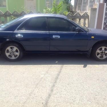1992 Nissan Bluebird ARX SR20