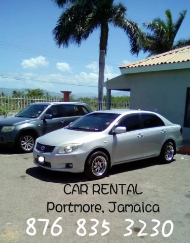 Good Valu Ja. Car Rental
