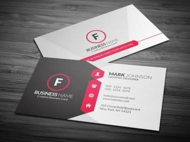 Designing Business Cards & Logo