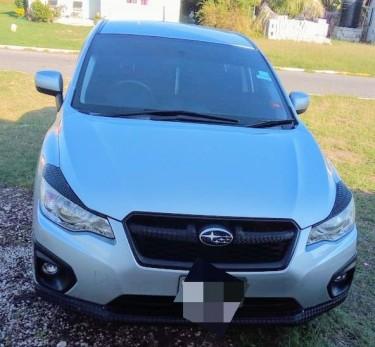 2013 Subaru Impreza G4 – 1.7m Negotiable