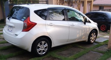 2014 Nissan Note DIG-S – $1,380,000 Negotiable