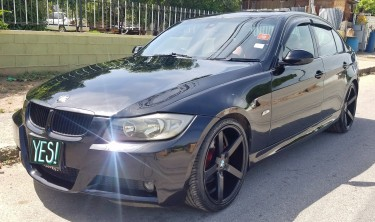 BMW 320I 2008 M Package