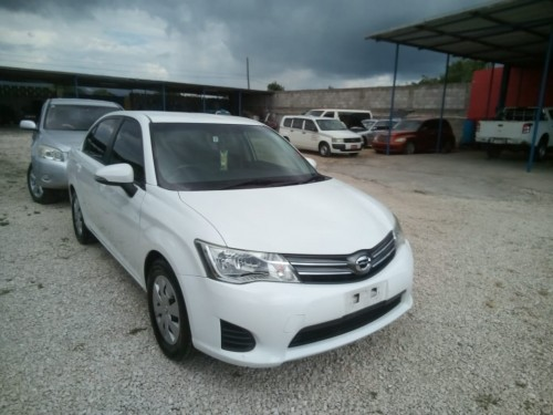 Toyota Axio For Sale Year 2014