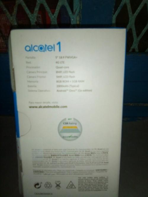 Brand New Alcatel A1 Smart Phone